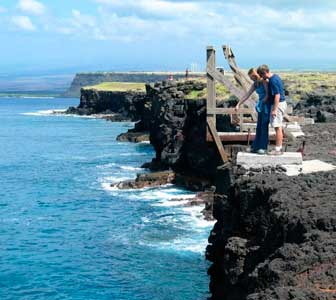 Visitar South Point Hawaii